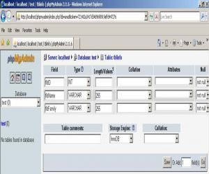 <b>افزودن فیلدهای لازم به جدول</b><br />